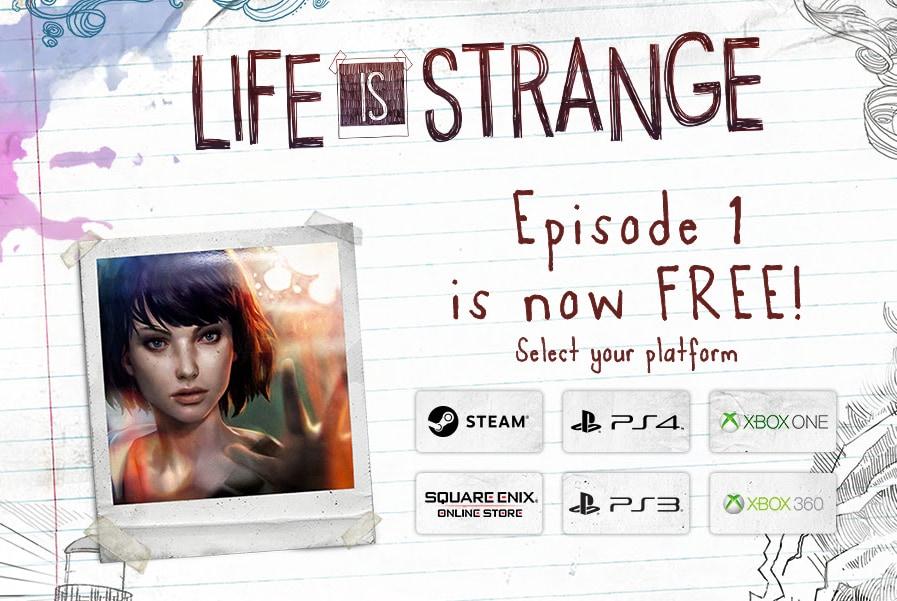 Life Is Strange: primo episodio gratuito per tutti (Aggiornato)