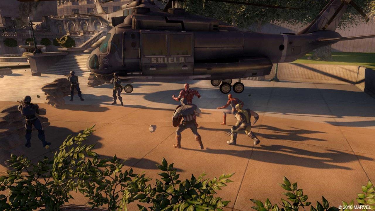 Marvel: Ultimate Alliance e Ultimate Alliance 2 tornano su PS4, XONE e Steam