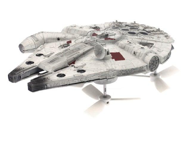 Millennium_falcon drone