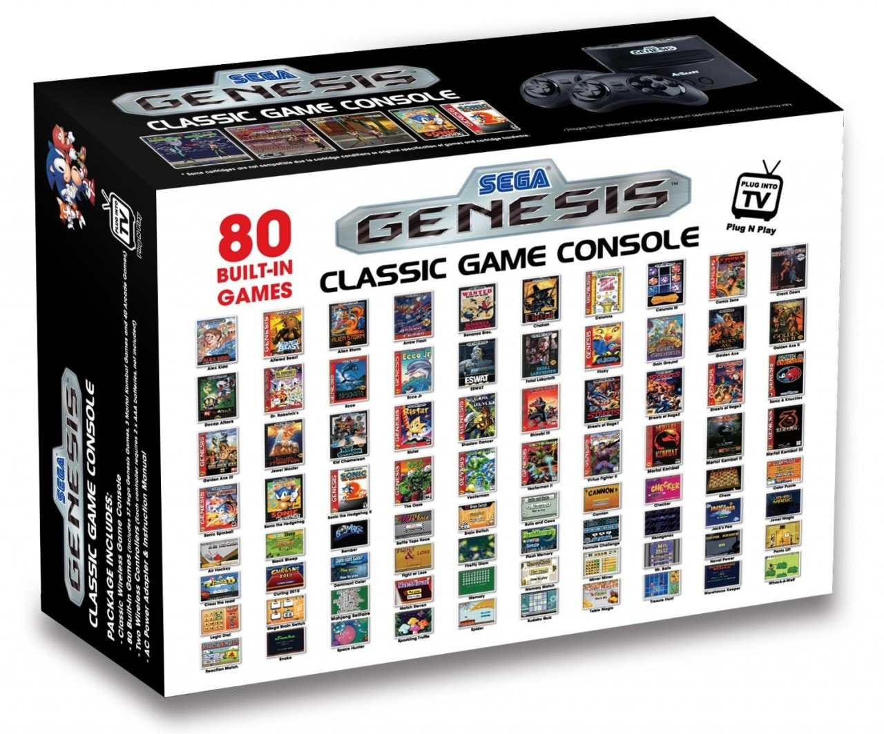 Mini Sega Megadrive Genesis_2
