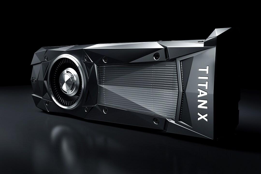 NVIDIA Titan X in vendita a 1.329€ sullo shop ufficiale da... ora!