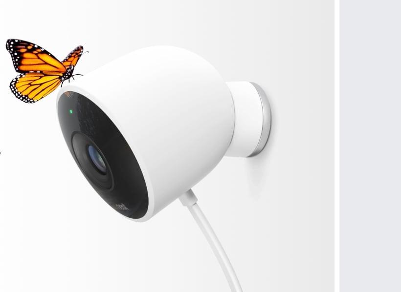 Nest Cam non teme gli esterni nella nuova variante Outdoor (foto)