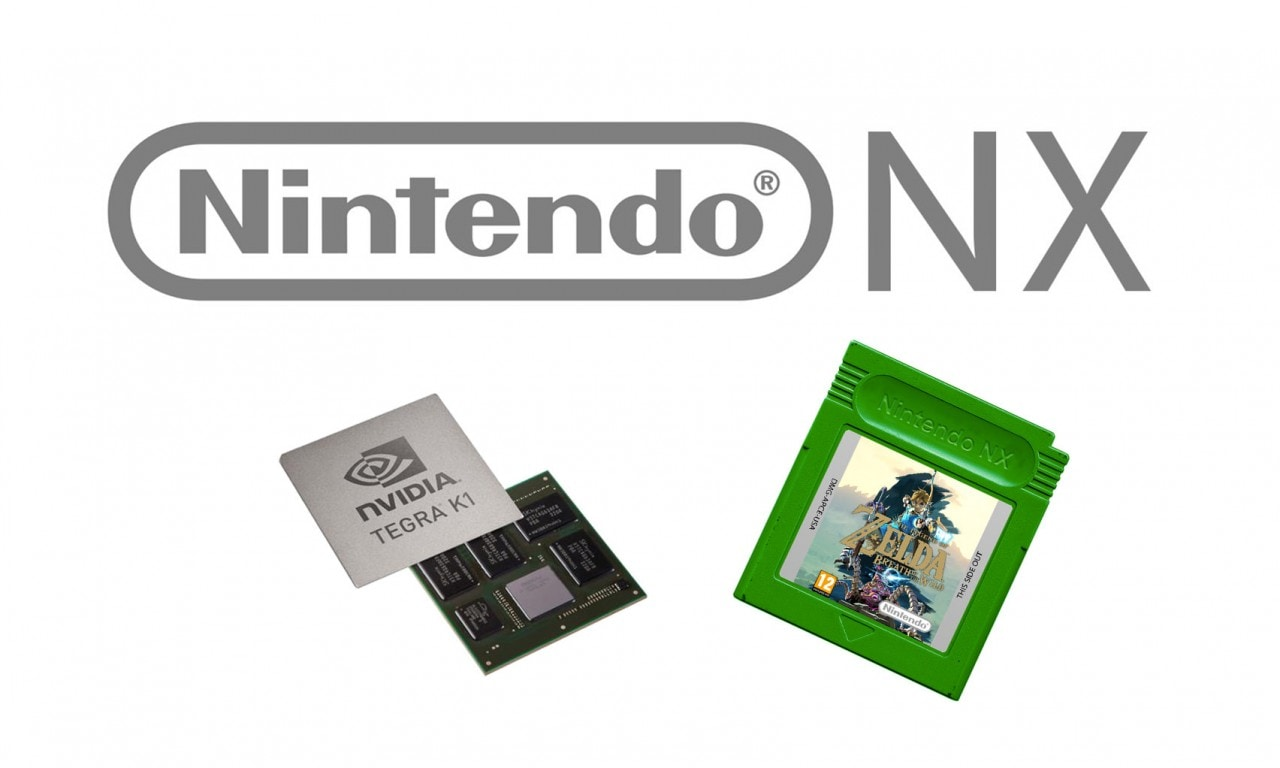 "Nintendo NX: console portatile con 2 controller ""staccabili"", SoC NVIDIA Tegra e cartucce"