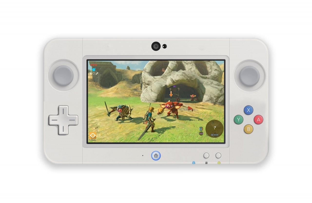 Questi mockup di Nintendo NX potrebbero corrispondere alla realtà (foto)
