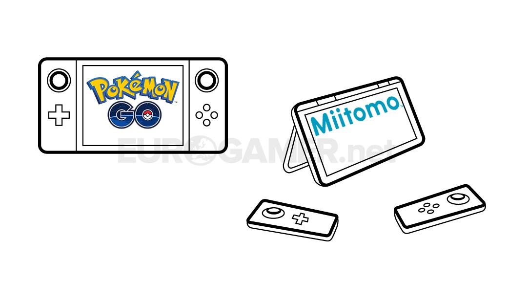 Nintendo NX Pokémon GO