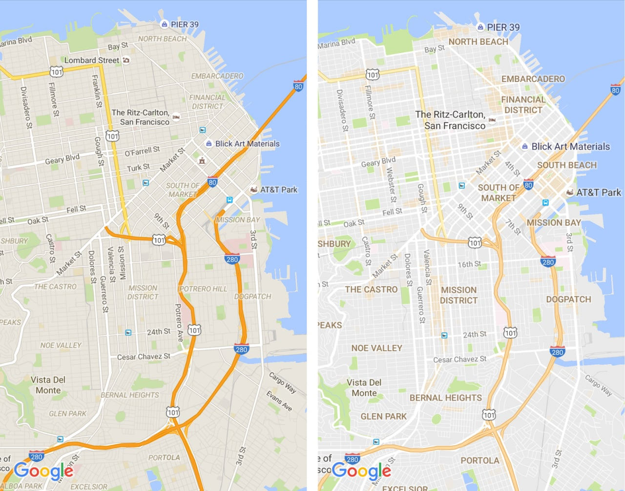 Novità Google Maps_1
