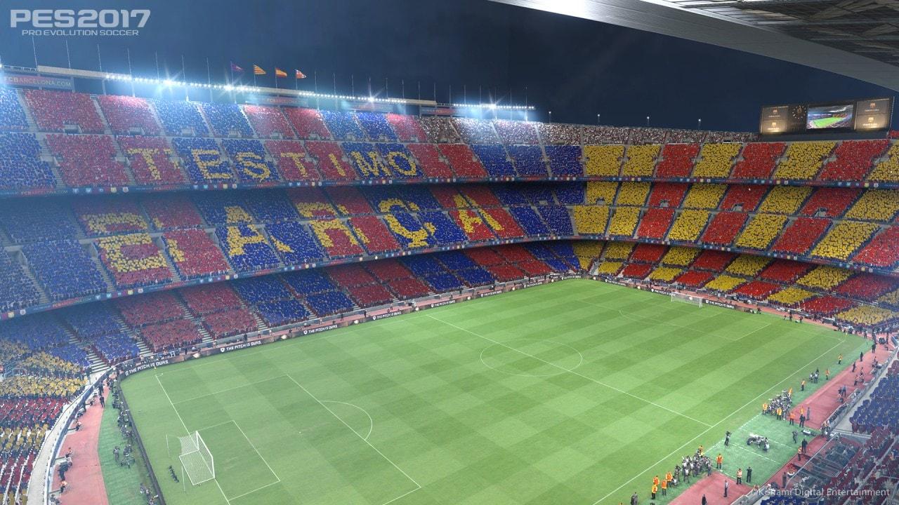PES 2017 Camp Nou - 4