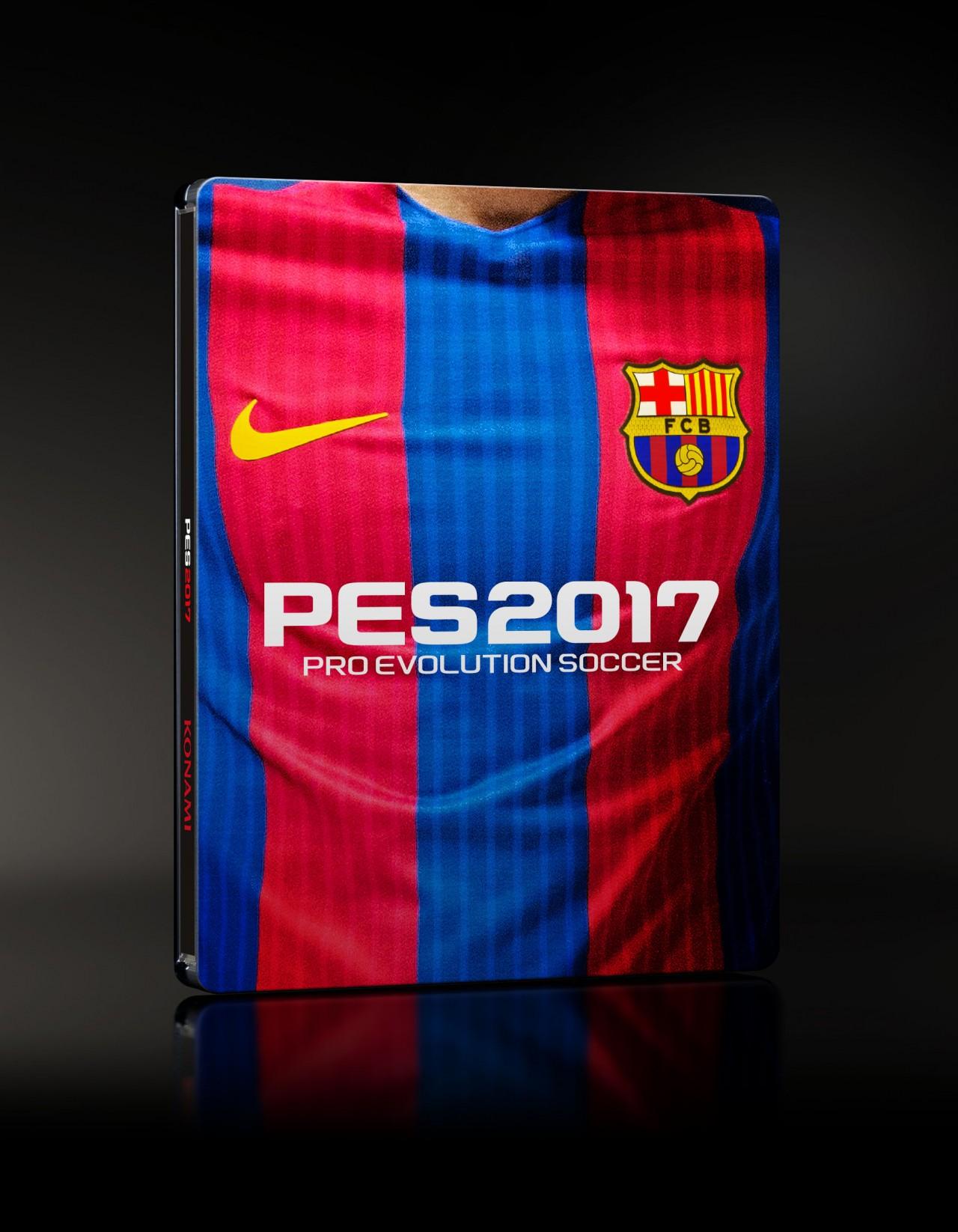 PES 2017 PS4 (Steelbook) - 4