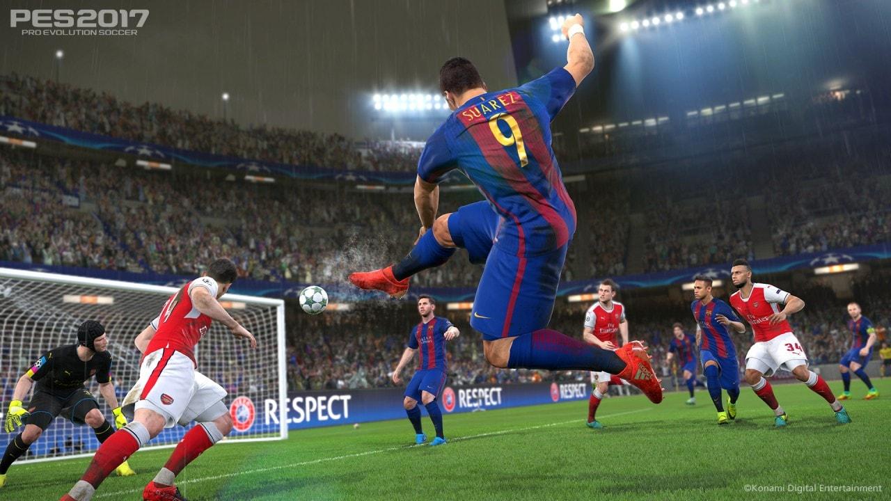 PES 2017 screenshot Barcellona - 6