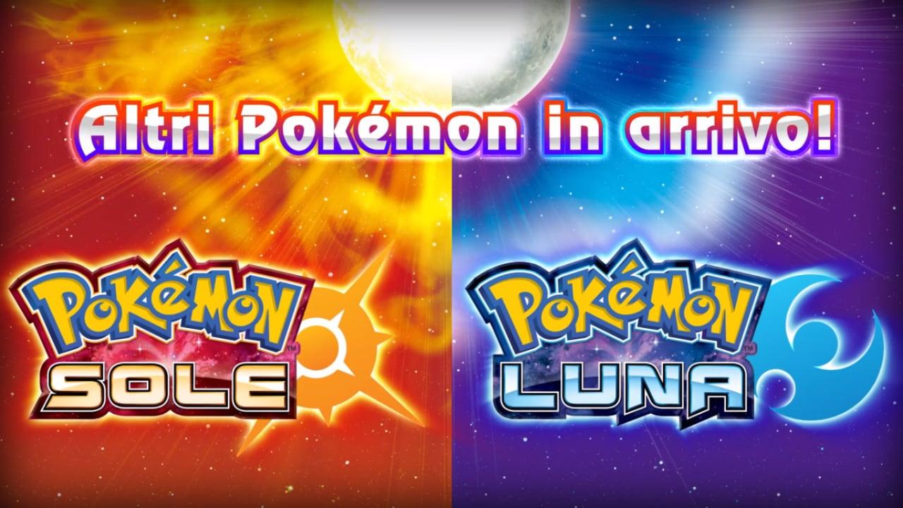 Pokémon Sole e Luna: demo pronta al download (video)