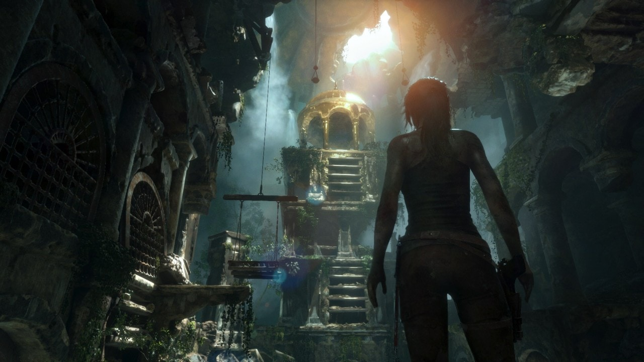 Rise of the Tomb Raider 20 Year Celebration - 9