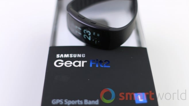 Samsung Gear Fit 2 - 1
