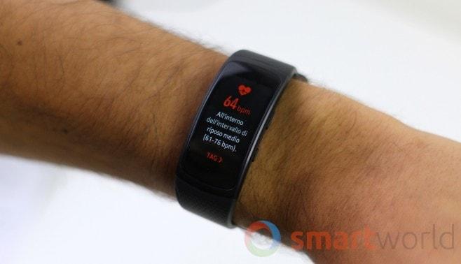 Samsung Gear Fit 2 - 19