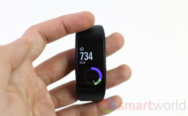 Samsung Gear Fit 2 - 4