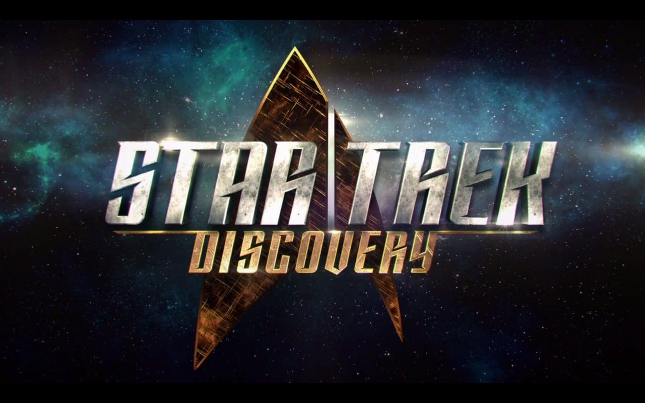 Star Trek Discovery è il titolo della nuova serie Star Trek, c'è anche un nuovo teaser