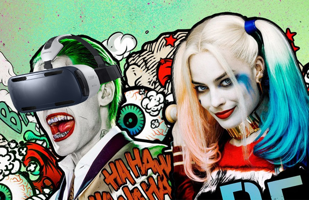 Suicide Squad Gear VR