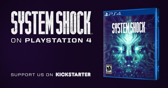 System Shock PlayStation 4