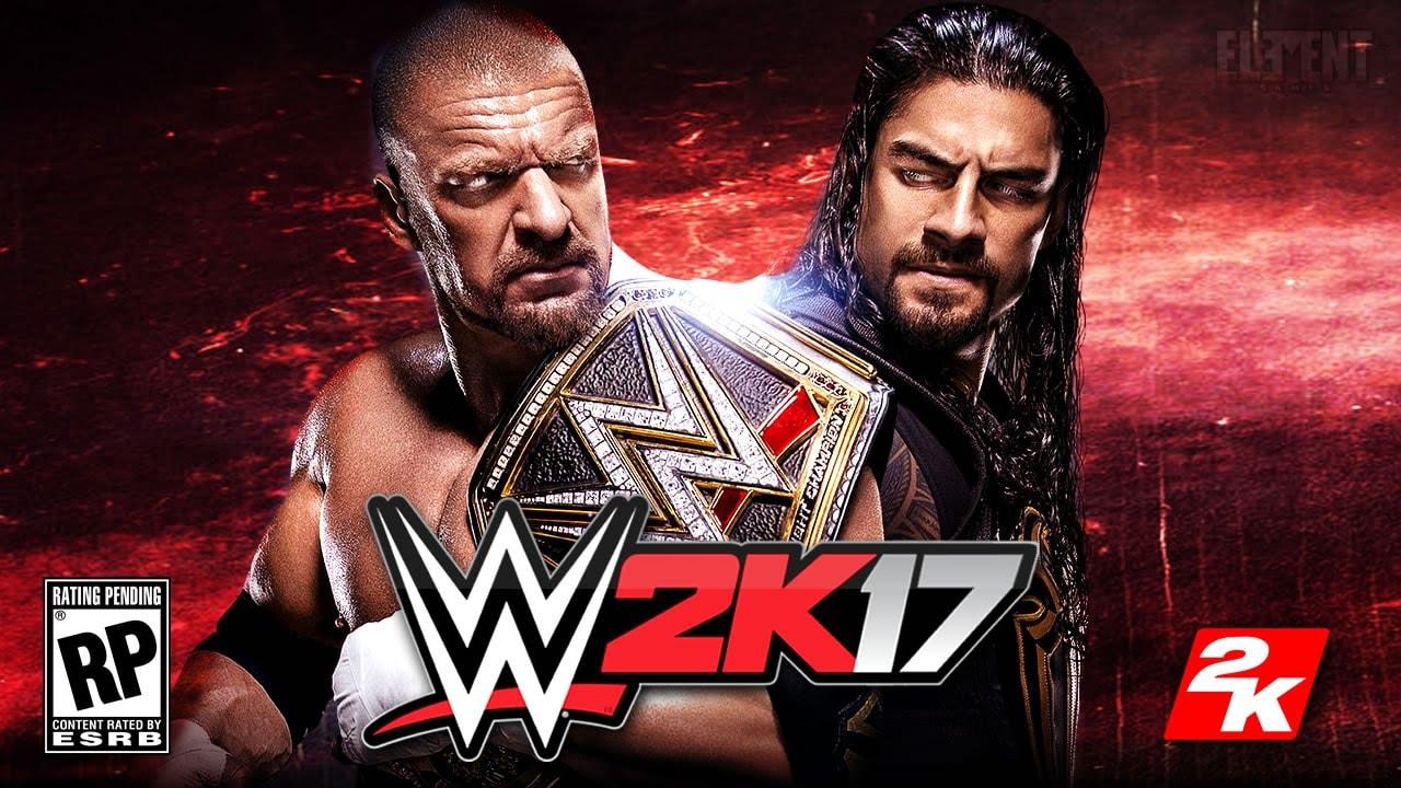 WWE 2K 17 - Title
