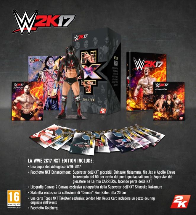 WWE 2K 17
