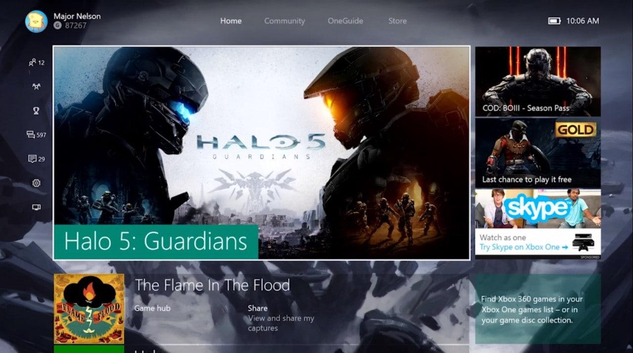 Disponibile un nuovo aggiornamento Xbox One per i membri Preview
