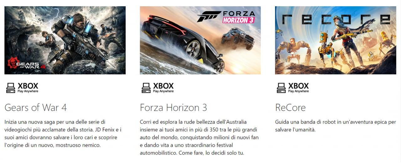 Xbox Play Anywhere 1