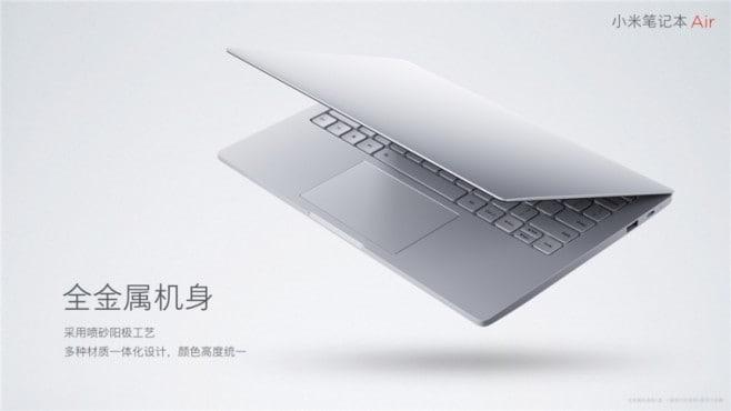 Xiaomi Mi Notebook Air_13
