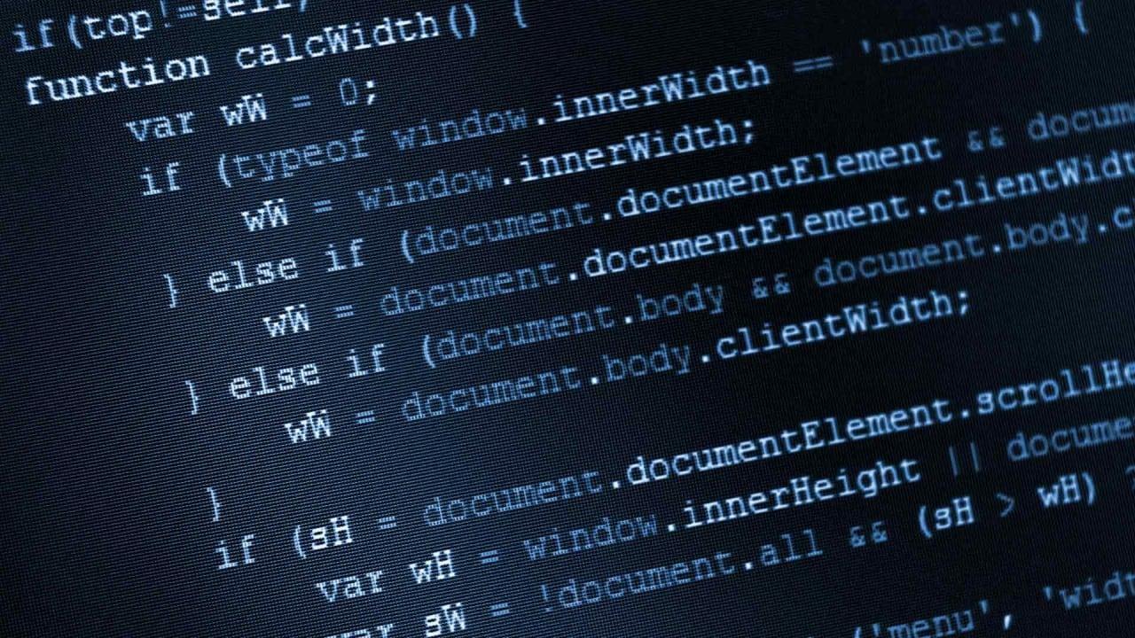 codice programmazione final