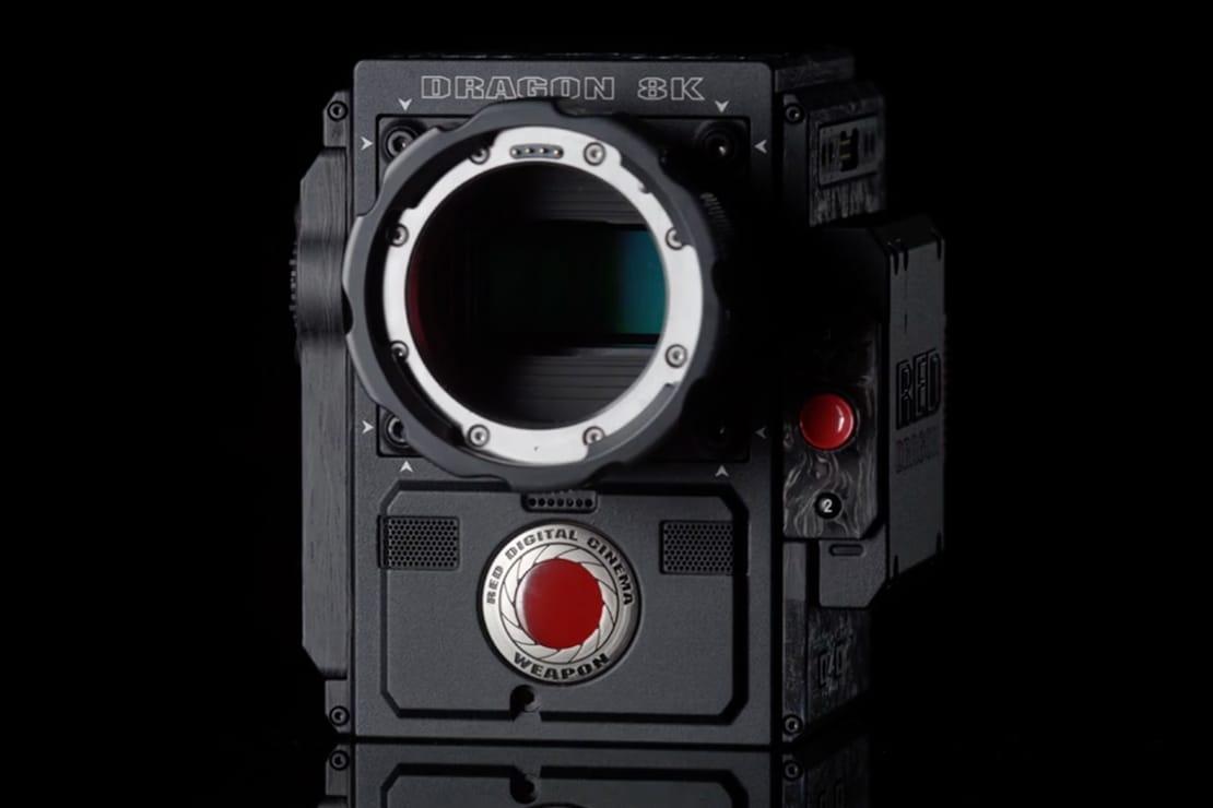 Il sensore 8K delle potenti RED diventa più piccolo