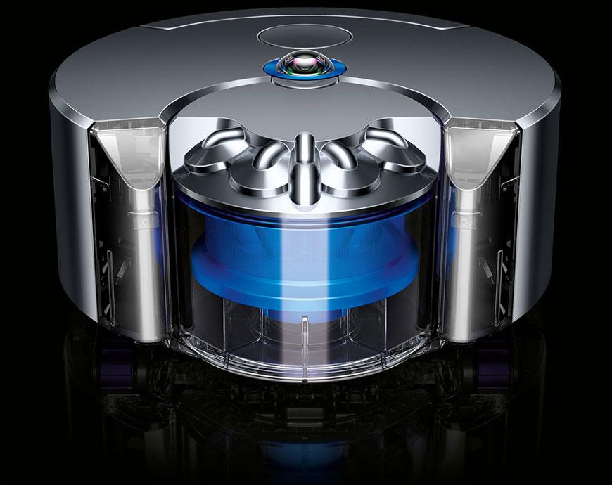 Anche Dyson ha il suo robot aspirapolvere, ma lo fa pagare caro: Dyson 360 Eye (video)