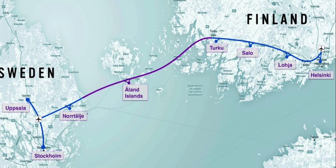 Hyperloop One vuole collegare il Nord Europa in 28 minuti