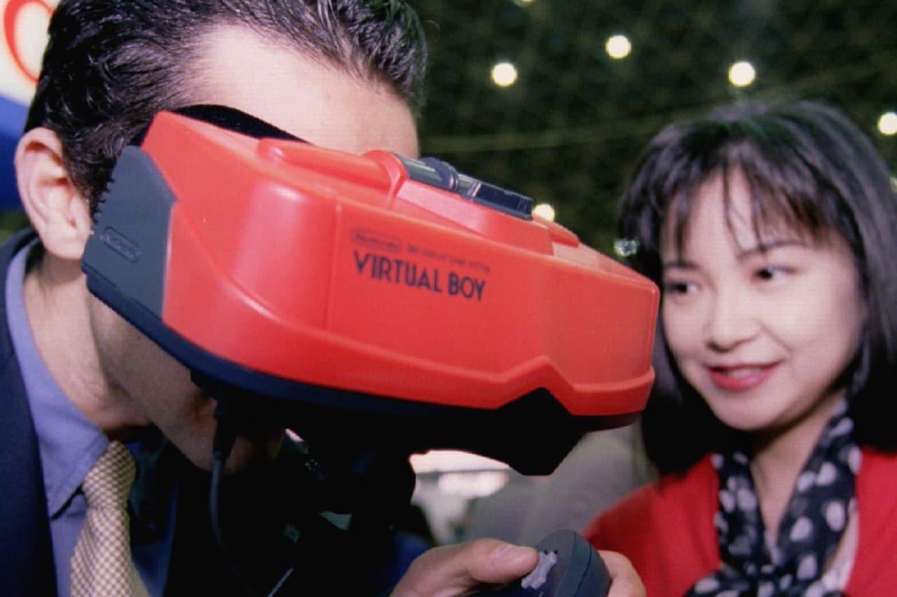 Nintendo vuole una realtà virtuale sicura per i più piccoli