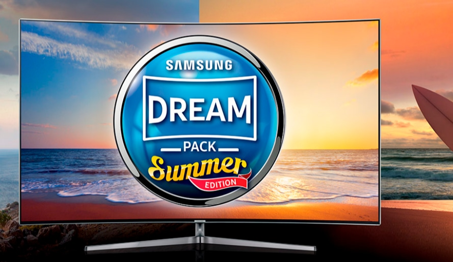 samsung dream pack summer edition