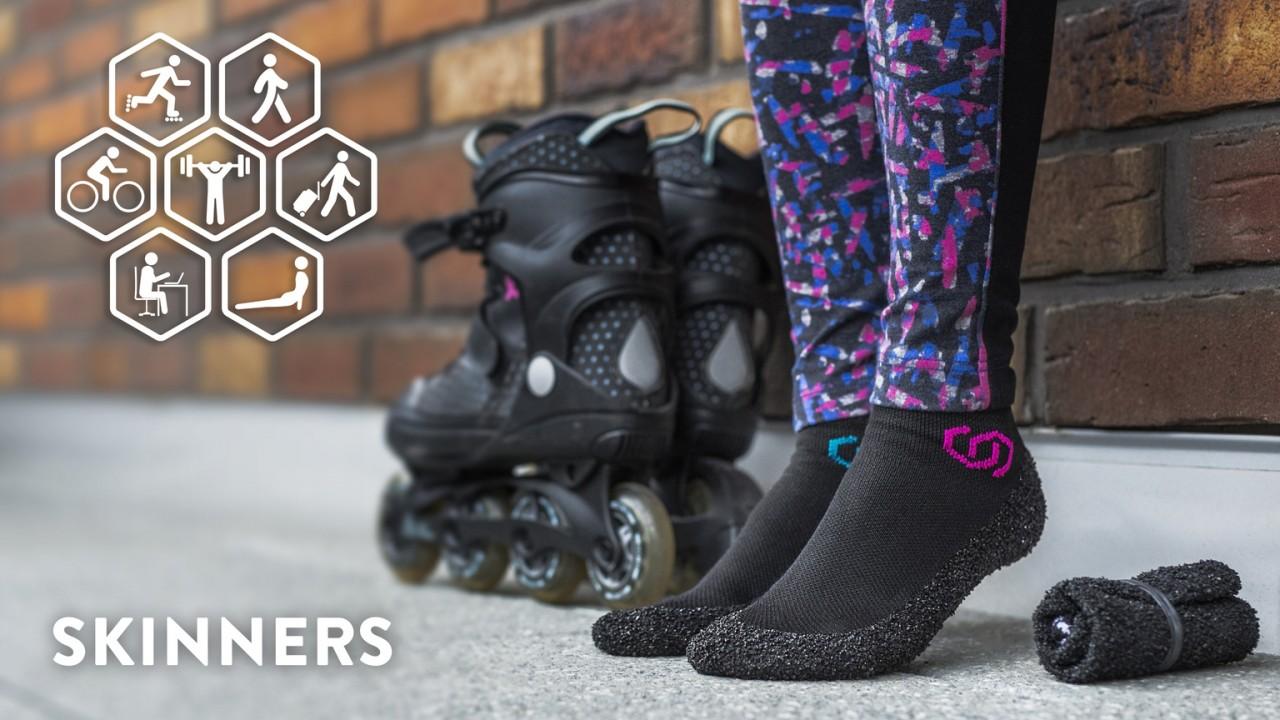 Dimenticate le scarpe: questi calzini super resistenti sono tutto ciò che vi serve (video)