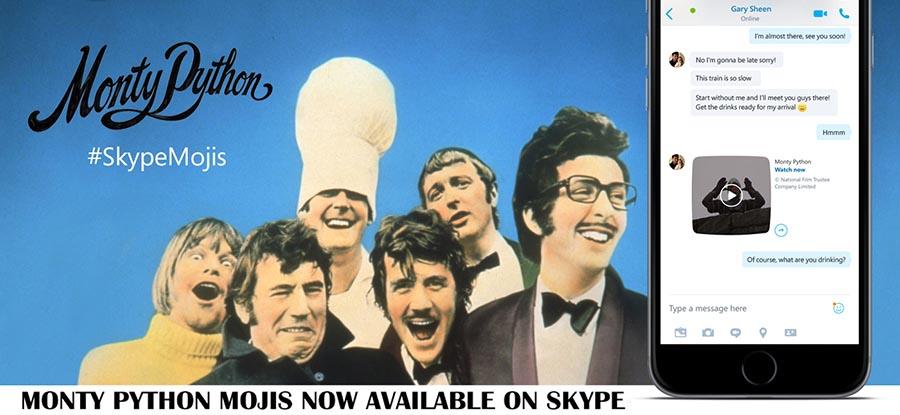 skype moji Monty Python_1