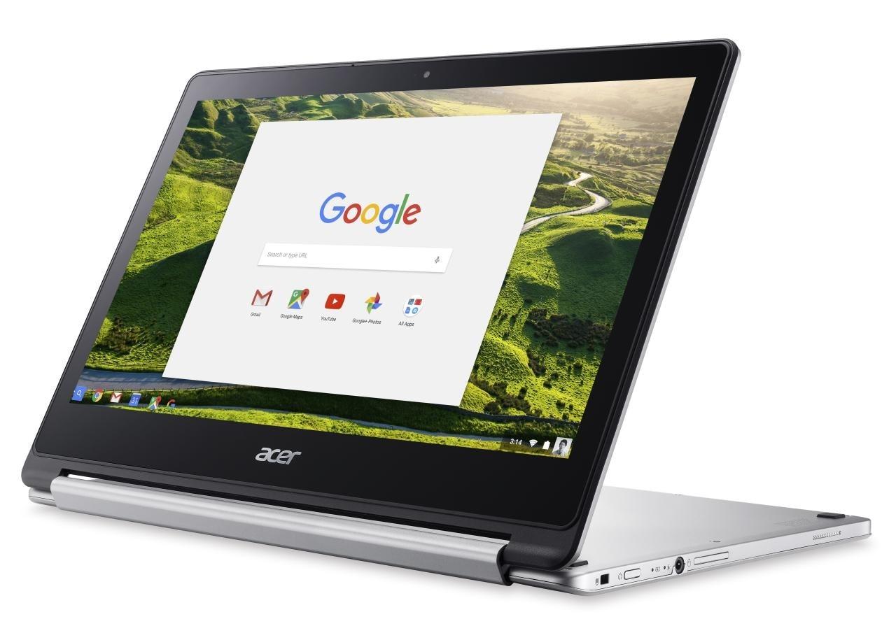 Acer Chromebook R13 ufficiale: il primo Chrombook con SoC MediaTek, ed è anche un convertibile (foto)