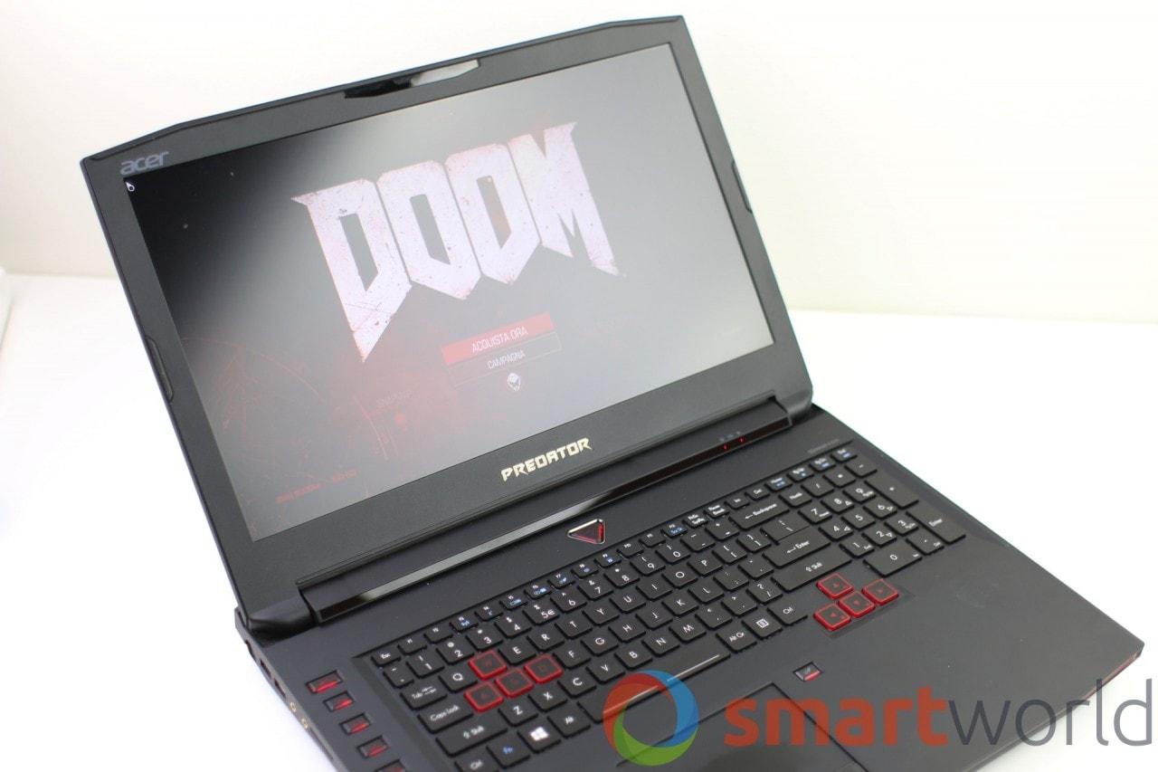 Acer Predator 17 -15