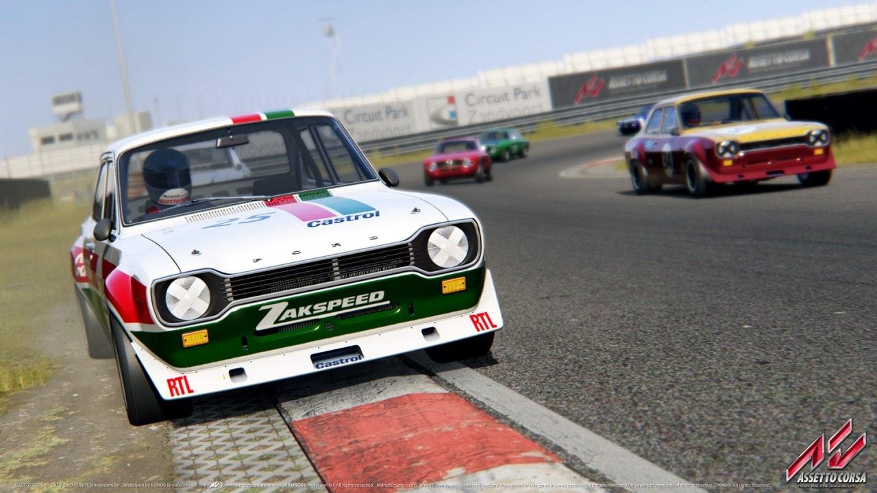 L'italianissimo Assetto Corsa è disponibile da oggi su Console (foto e video)