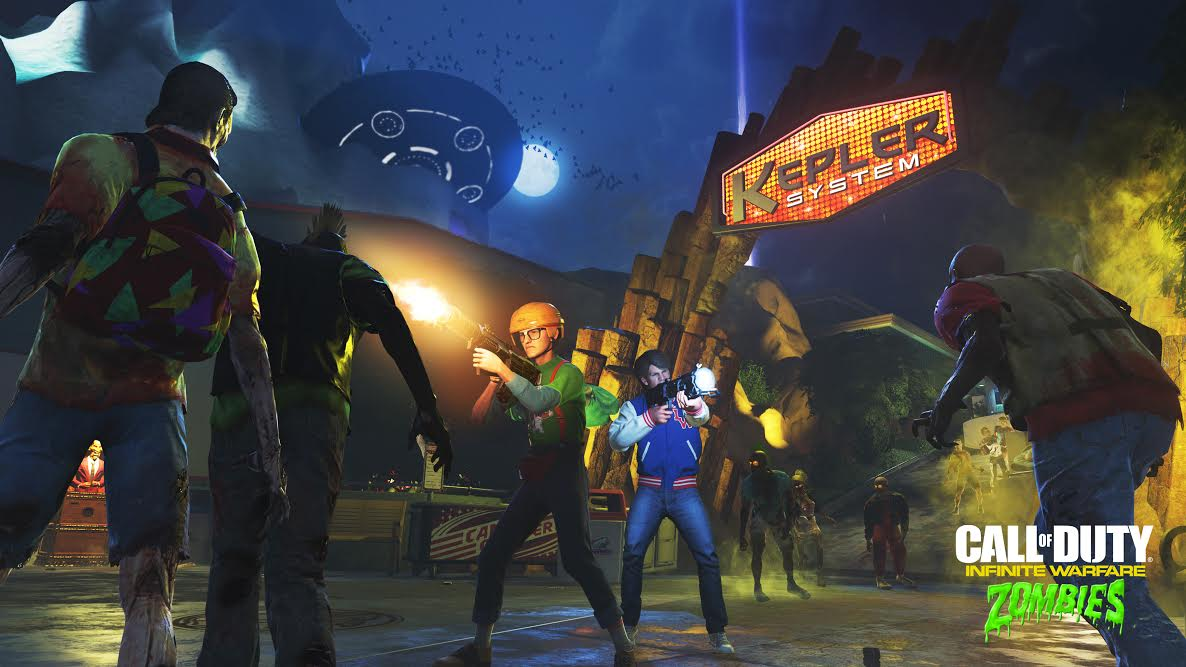 Call of Duty Zombies in Spaceland (3)