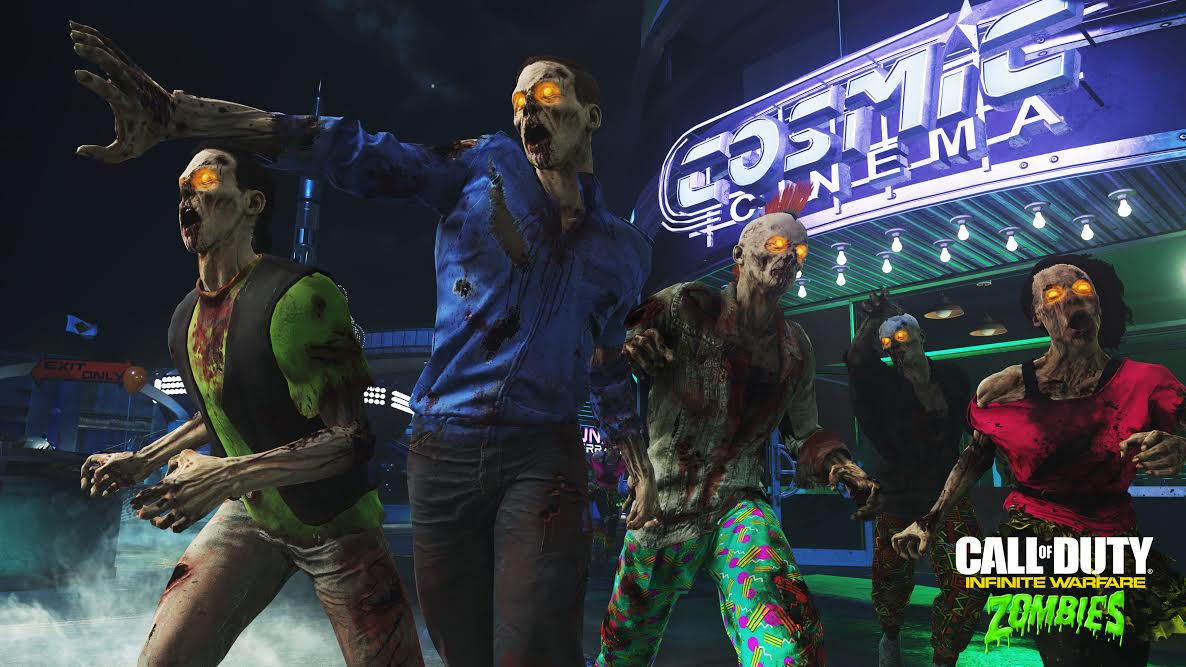 Call of Duty Zombies in Spaceland (4)