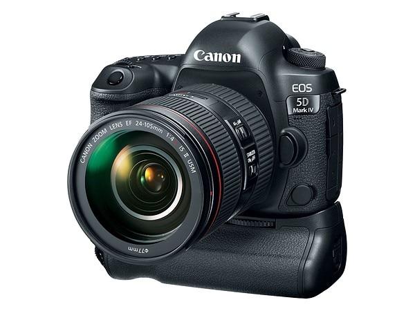 Arriva la nuova Canon EOS 5D Mark IV: sensore da 30 MP Dual Pixel, Wi-Fi e 4K (foto e video)
