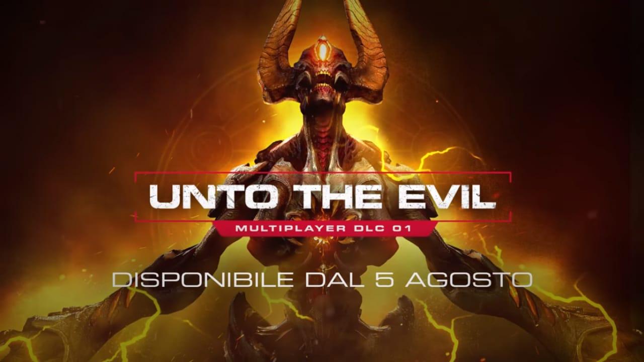 Unto The Evil è un DLC per Doom un pelino troppo caro (video)