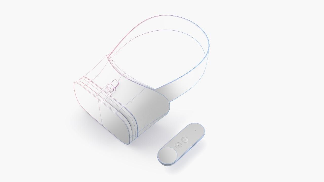 Il futuro visore VR di Google potrebbe tenere traccia del vostro sguardo