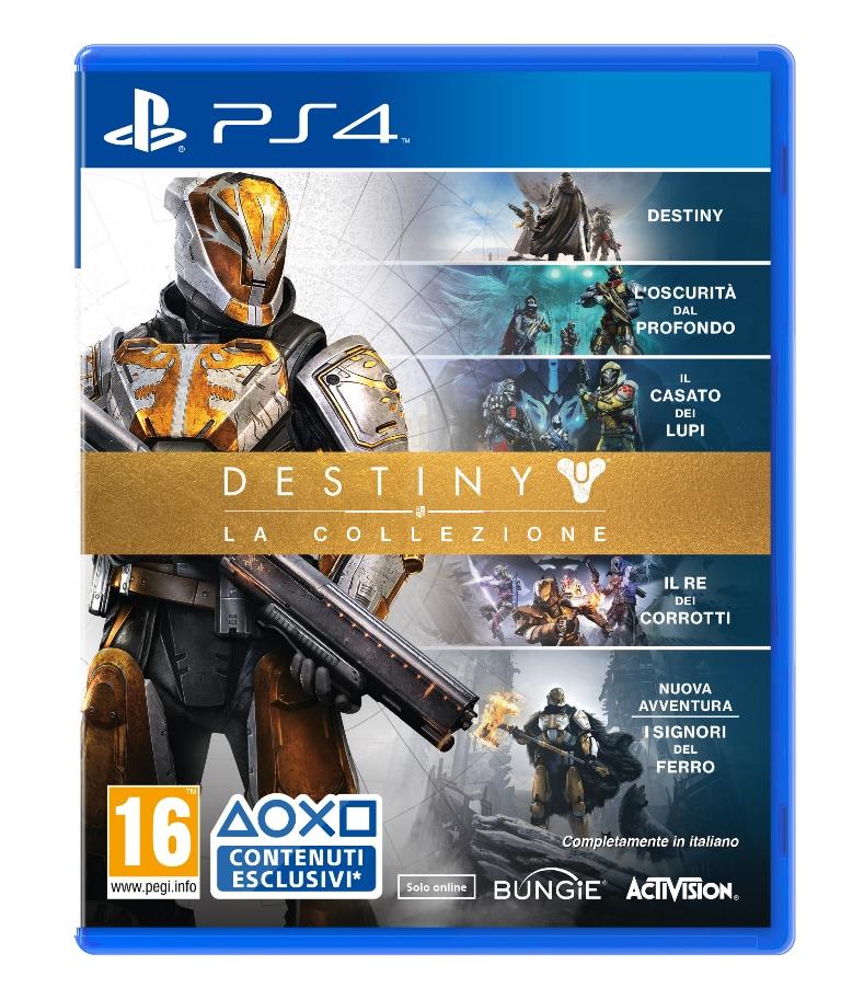 Destiny – La Collezione PlayStation 4