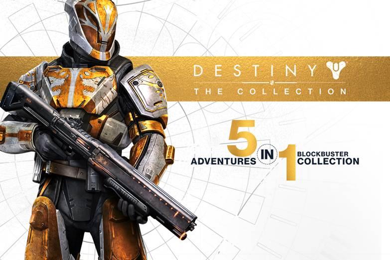 """Siete """"Destiny-curiosi""""? È in arrivo Destiny – La Collezione, con tutte le espansioni! (video)"""