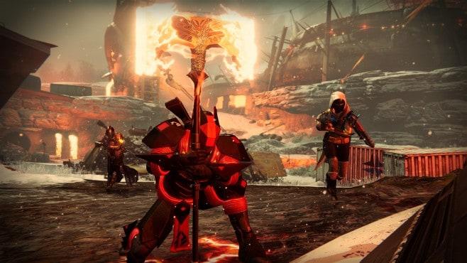 Destiny I Signori del Ferro (1)