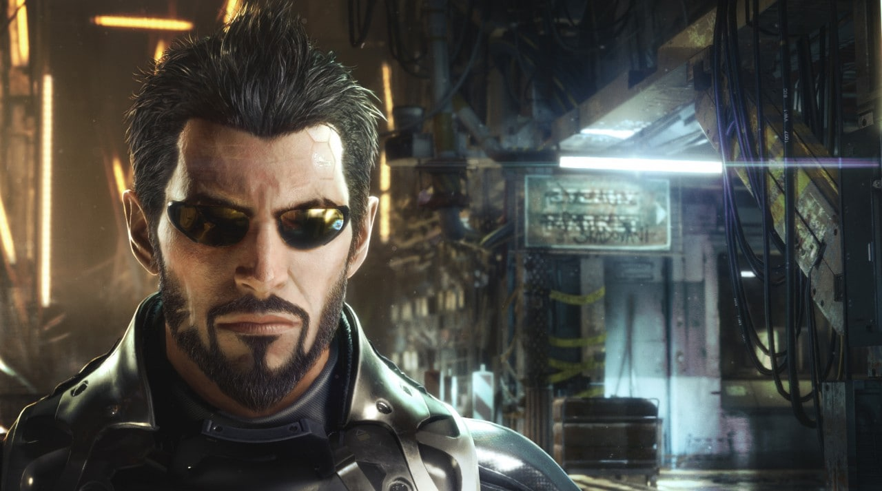 Deus Ex Mankind Divided Disponibile