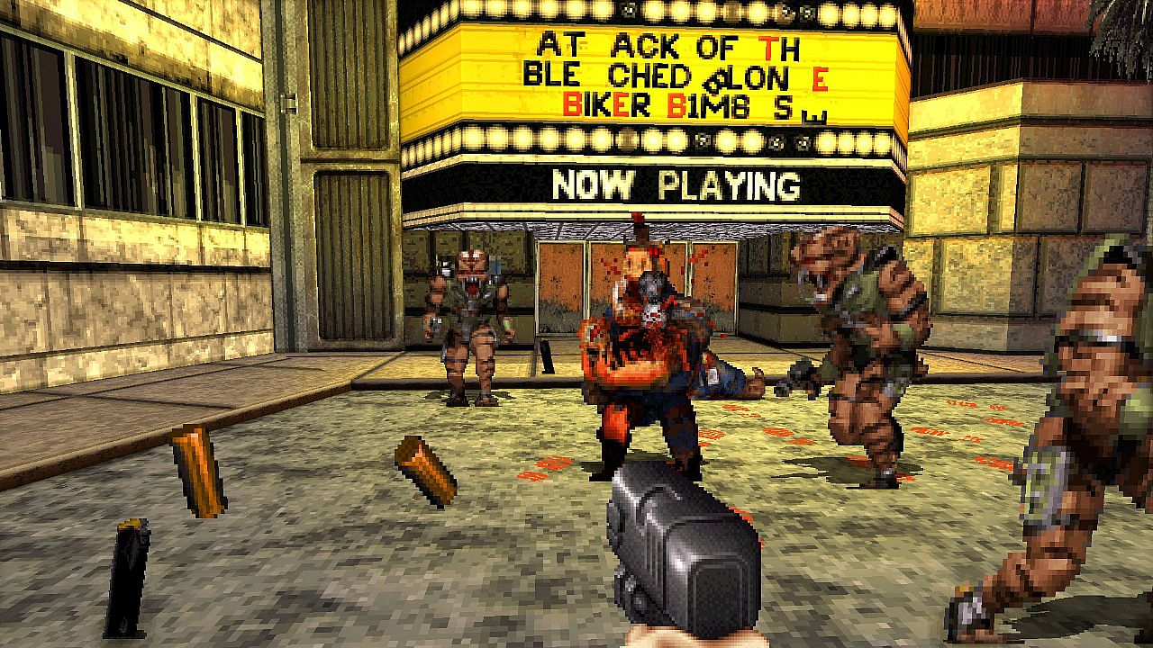 Duke Nukem 3D World Tour – 1