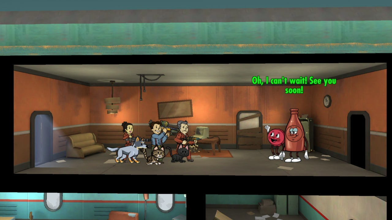 Fallout Shelter 1.7 - 1