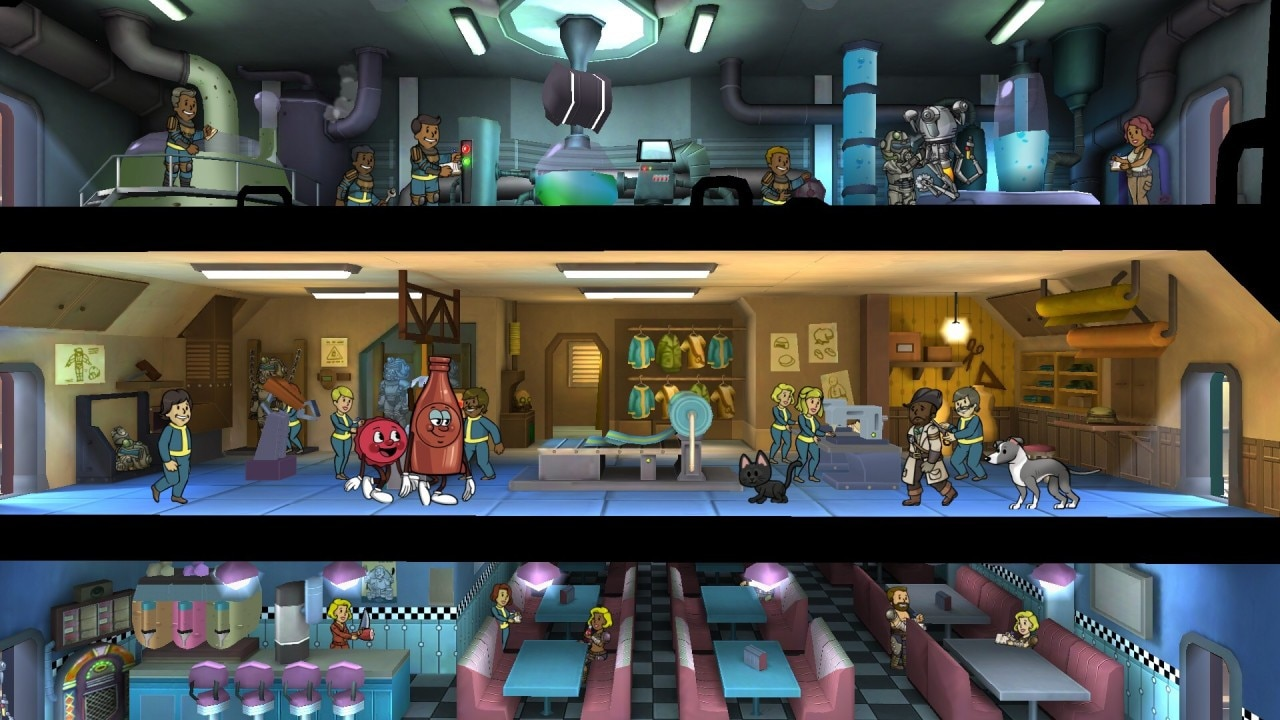 Fallout Shelter 1.7 - 3