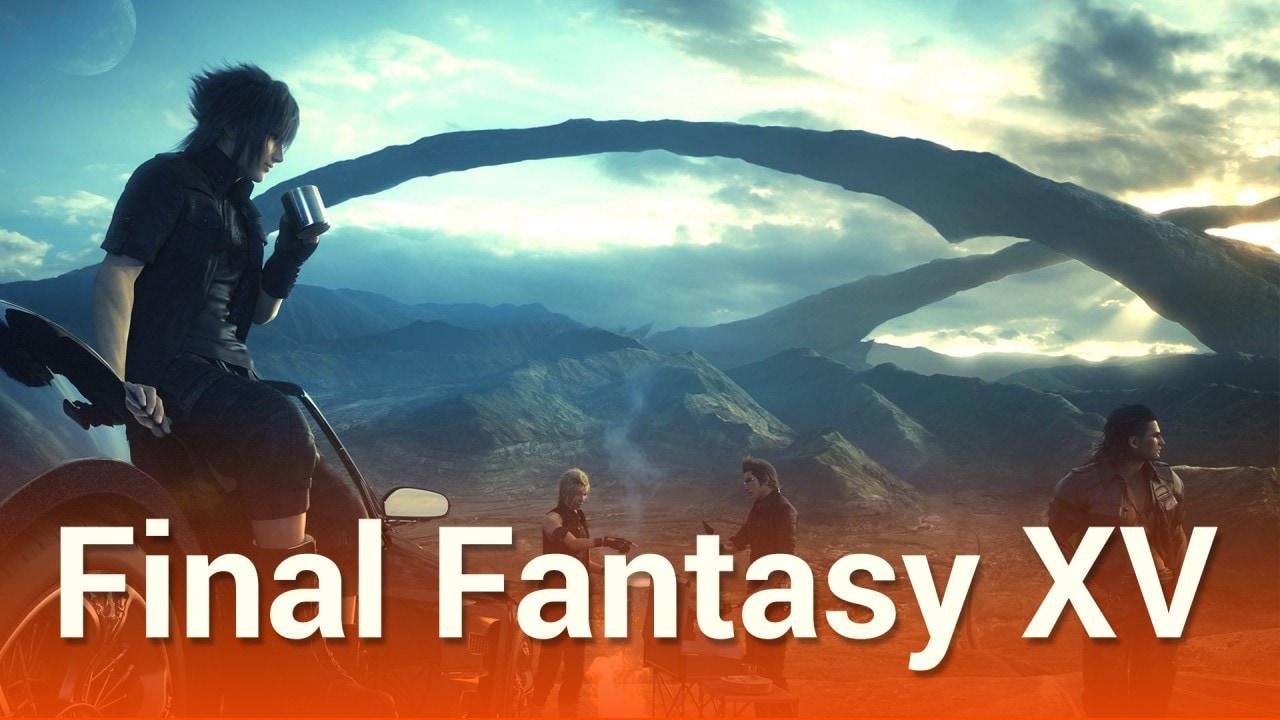 Final Fantasy XV Speciale SW